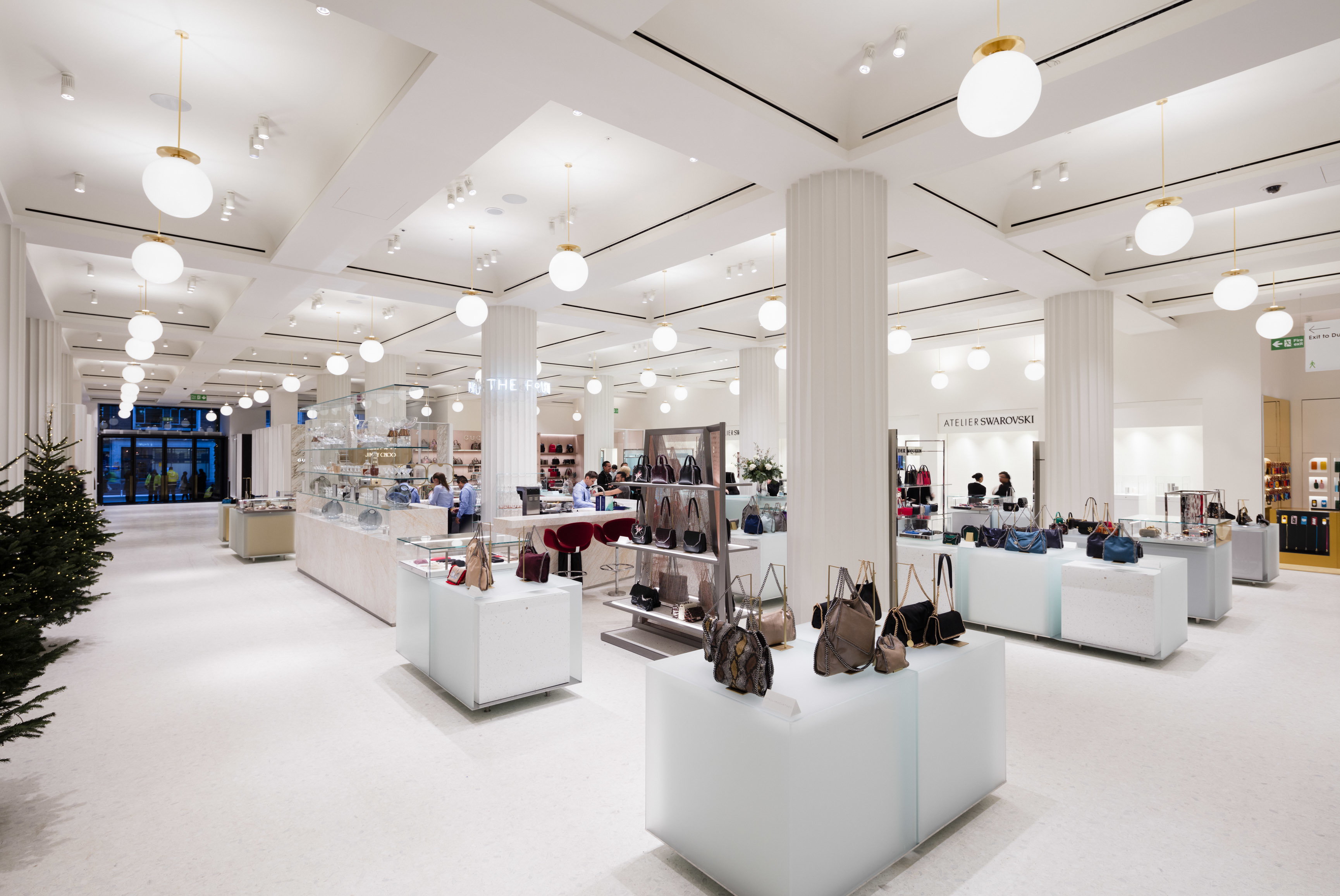 Selfridges for Interior design apprenticeships london