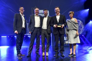MIPIM 2017 - EVENTS - MIPIM AWARDS 2017 CEREMONY - BEST SHOPPING CENTRE CATEGORY - VICTORIA GATE